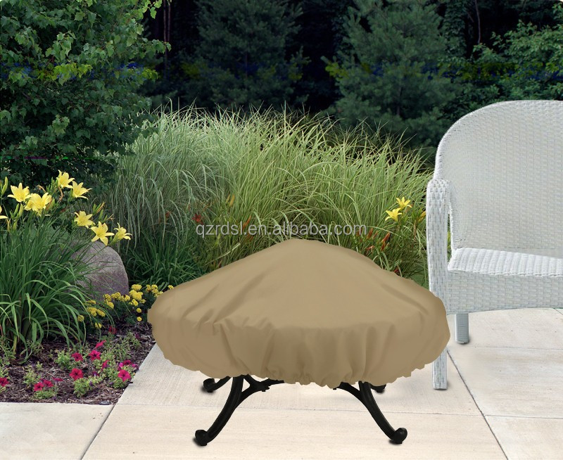 water-proof outdoor furniture cover, firepit covers made in China