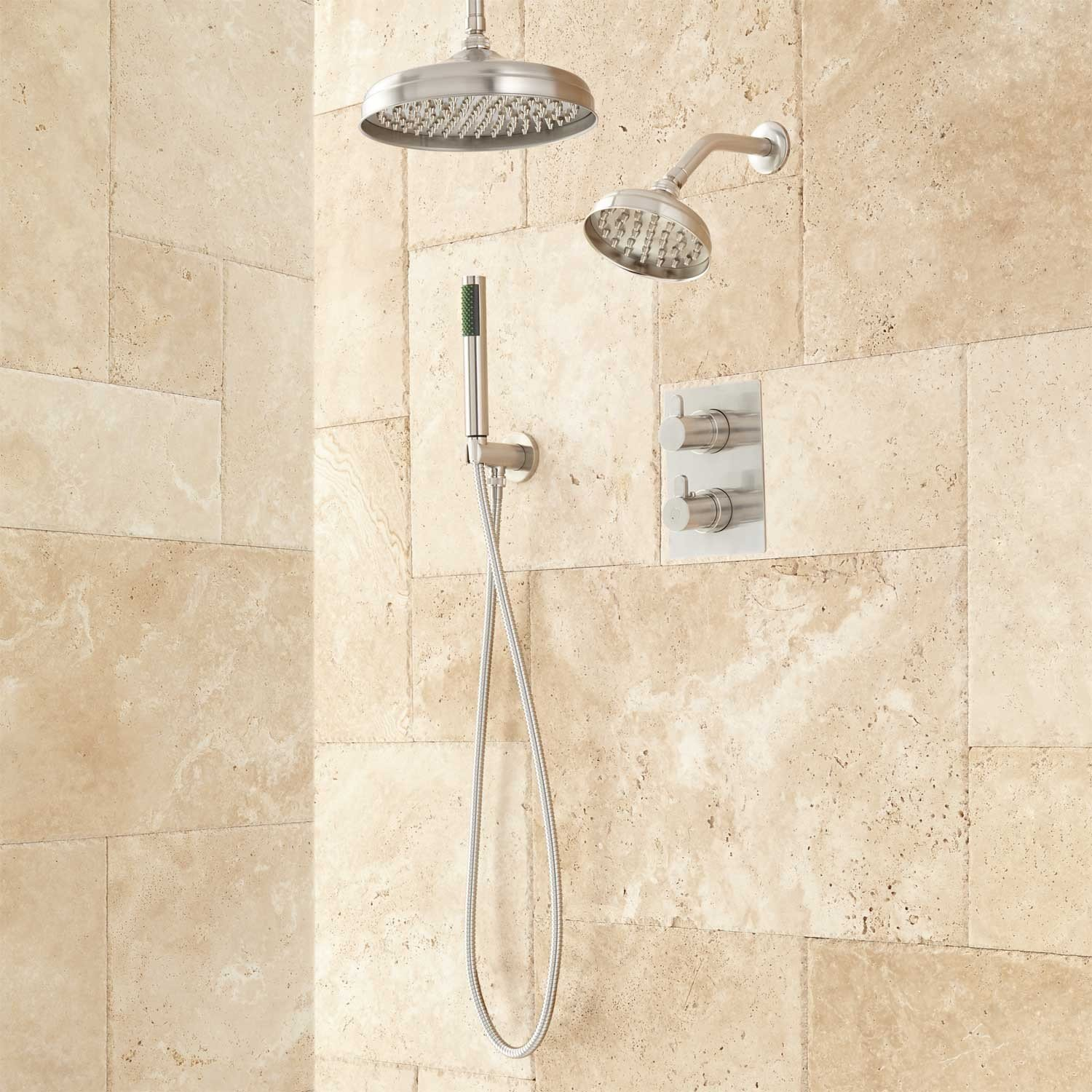 Dual Head Shower System Find