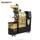Stainless Steel Small Coffee Roaster Newest Model Stainless Steel 3kg Small Home Coffee Bean Roasters/roasting Equipment