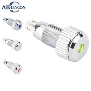 IP67 waterproof 3V/5V/6V/12V/110V/ 24v led signal light/220v led pilot lamp/ indicator light price