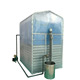 3.4m3 family size power anaerobic digester mini biogas plant