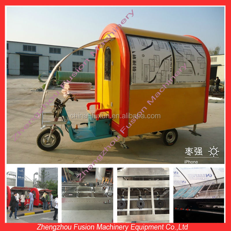 FACTORY SUPPLY food cart mobile/mobile bbq food cart/mobile food cart price