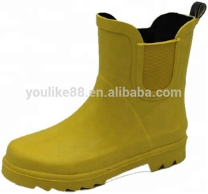YL1566 fashion style of women garden jodhpur boots