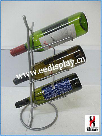 Stainless Steel Wine Display / Counter Spirit Wine Display Holder / Liquor  Wine Drink Display Shelf - Buy Stainless Steel Wine Display,Wine Bottle