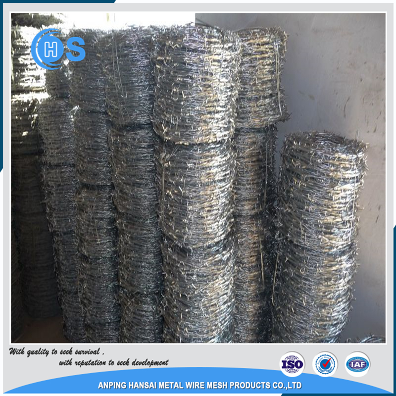 China factory coiled barbed wire fencing wholesale