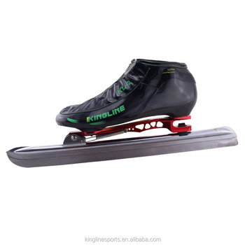 China Factory Speed Ice Skating Shoes Professional Full Carbon Fiber KL