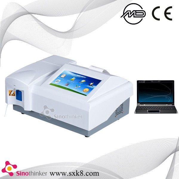 SK3002 blood station semi automated chemical analyzer