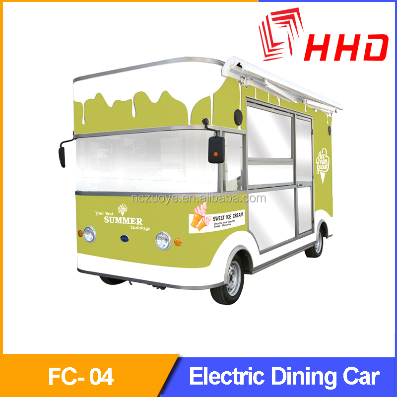 Top Sale High Quality Welcomed Mobile Food Cart/Noodle Machine food Cart For sale