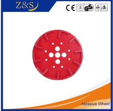 "red abrasive grinding wheel/10""12""14"""