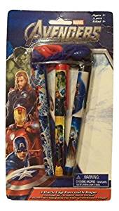 Marvel the Avengers Clip Pen with Rope by Innovative Designs
