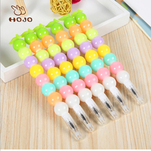 Noctilucent ice-sugar gourd neutral pen Luminous beads creative gel ink pens