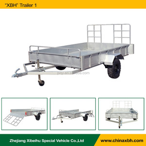 Small Truck trailer Heavy truck trailer