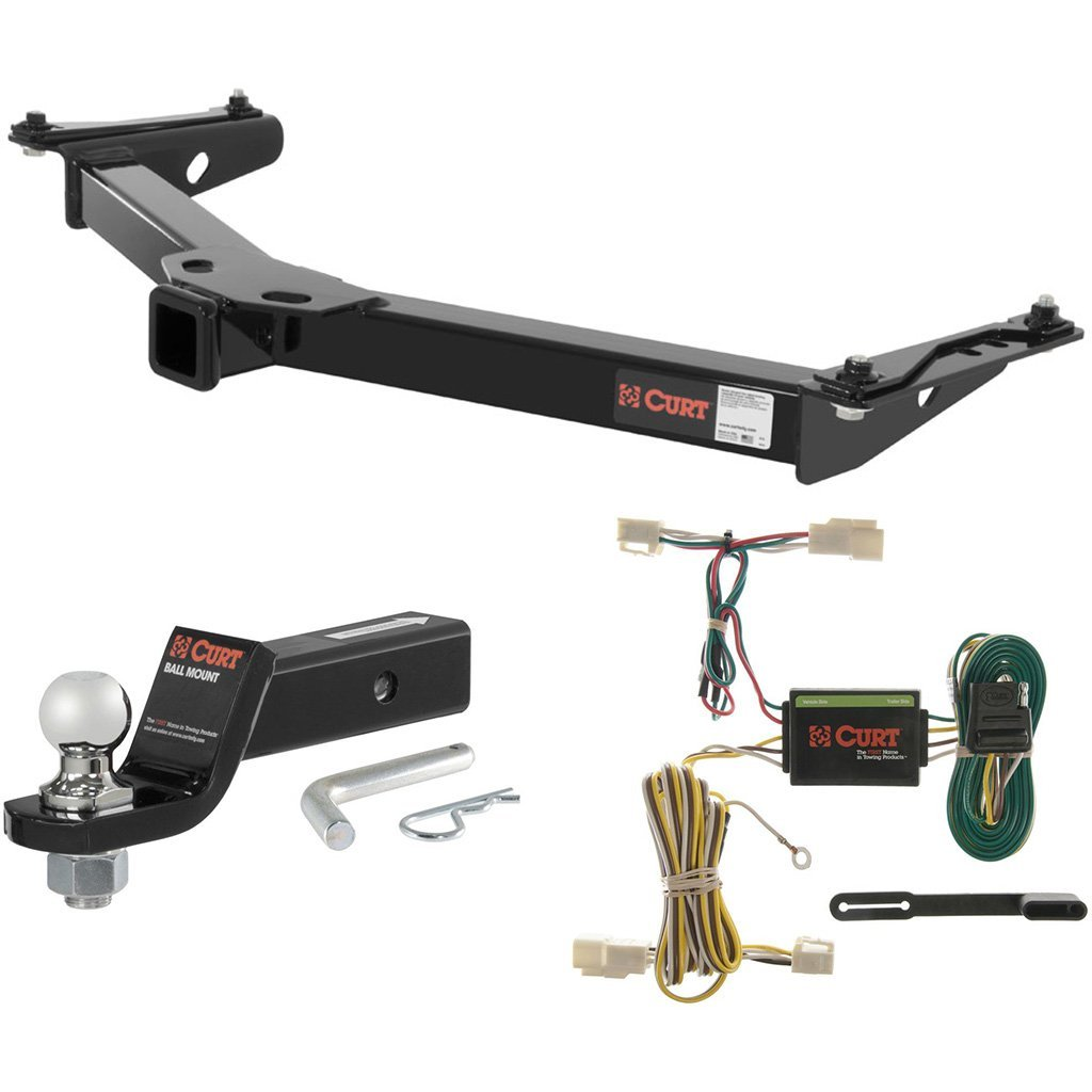 """Trailer Tow Hitch For 03-09 Lexus GX470 Toyota 4Runner All Styles 2/"""" Receiver"""