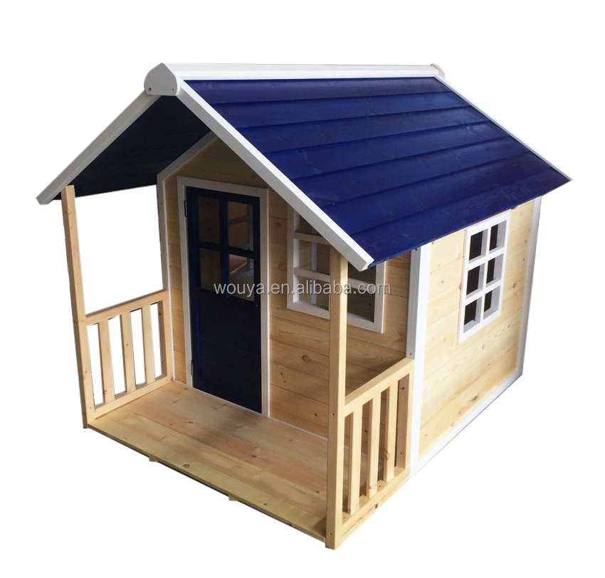 Garden Furniture Outdoor Kids Playhouse Log Cabin Buy Ambia Garden