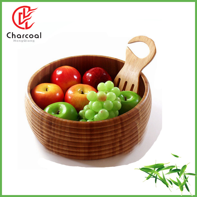 Wholesale high quality Small Bamboo Salad Bowl