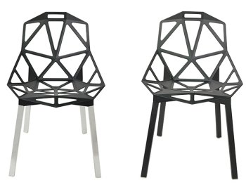 Chair One konstantin grcic replica magis chair one black buy magis chair one