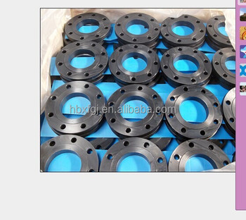 High-Pressure Flange and Pipe Fitting