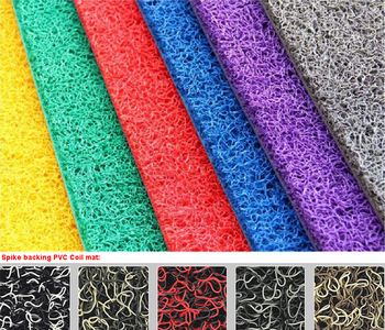 Durable Lower Price Pvc Coil Mat Carpet For Indoor & Outdoor - Buy ...