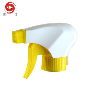 Colorful Plastic Stream Spray Nozzle Trigger Sprayer H-3 28mm For Bottles