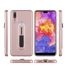 Top Selling TPU Beugel Shockproof Soft Cover case Voor Huawei P20 Case Mobiele Telefoon