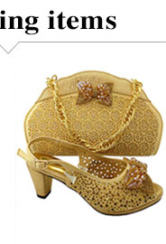 hot selling shoes and matching bag,china wholesale shoes,matching fashion bag