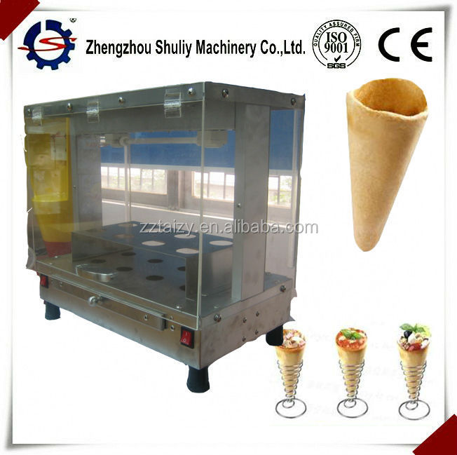 Pizza Making Production Line / cone Pizza Vending Machine For sale (0086-13683717037)