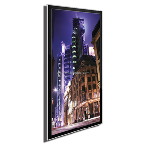 49 Inch Indoor Advertising LCD TV Advertising DisplayTouch Screen Kiosk