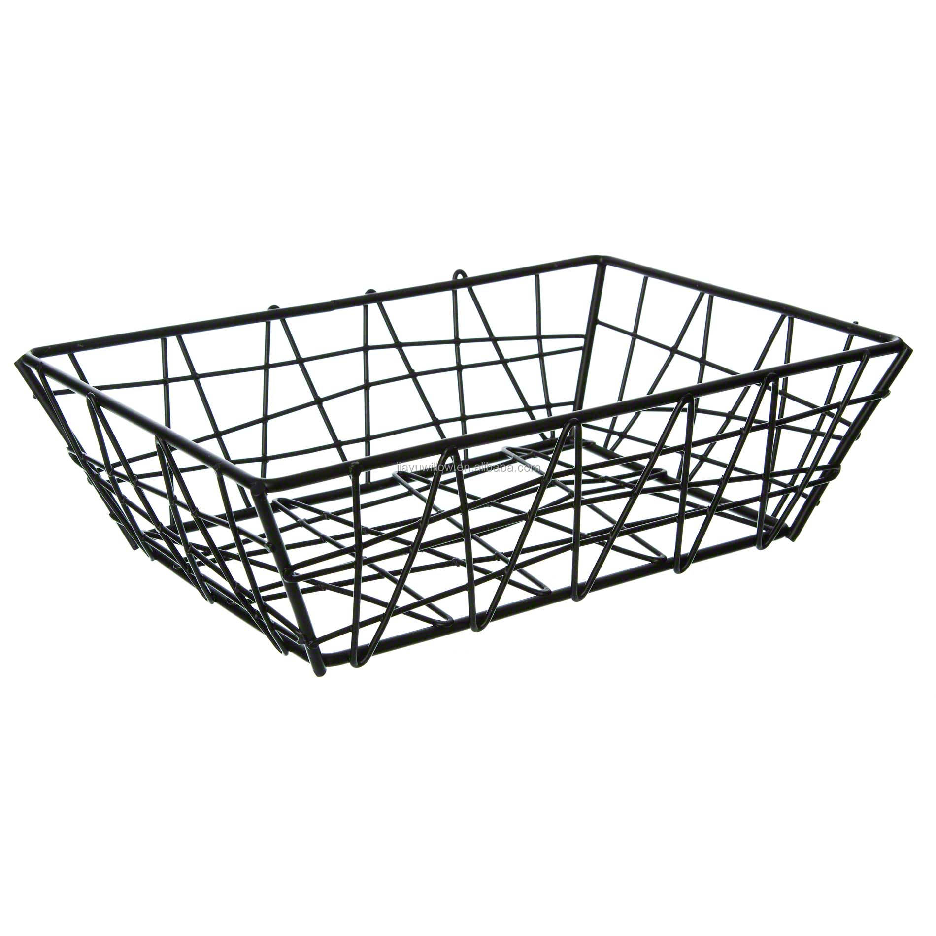 Wire Bread Baskets Kitchen Wire Basket Cheap Wire Baskets - Buy Wire ...