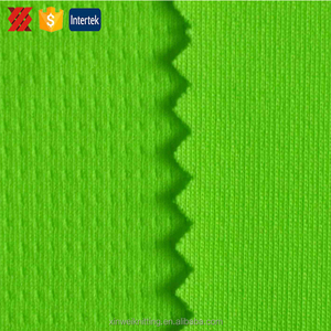 High quality dry fit uses of terylene track suit proofing cloth fabrics