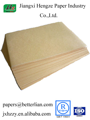 Uncoated Unbleached 145GSM Recycled Envelope Kraft paper