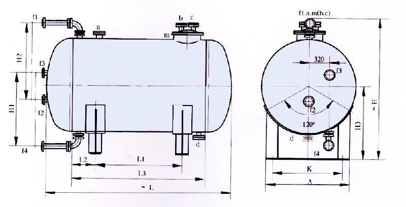 Double Walled Diesel Skid Tank Fuel Diesel Tank Buy