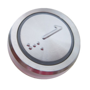 Elevator push buttonn Red light/Push button for Hyundai elevator/DC24V