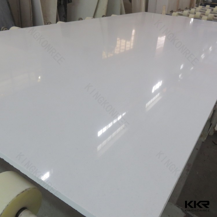 China Diamond White Quartz Tiles China Diamond White Quartz Tiles