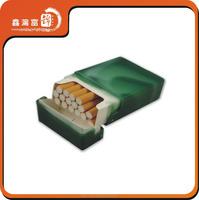 New Fashion Paper Packaging Box Wholesale Cigarette Cases Cigarette Box