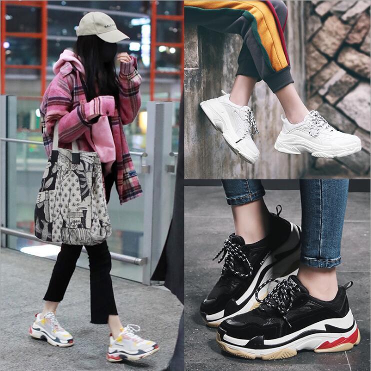 Men Good New Fashion Korean Style Men 2018 Sneakers Heel Thick
