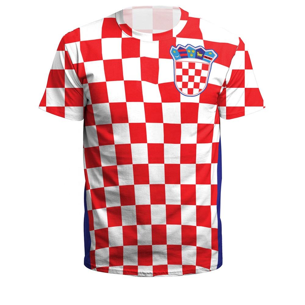 bdcc29c86 Croatia Football Shirt