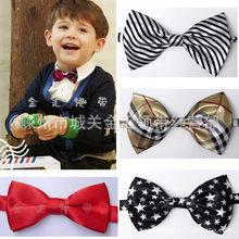 Fashion School Boys girls Children Kids Baby Wedding Elastic bow Tie Necktie Wedding Party Performance Accessories 1pcs/lot LD09