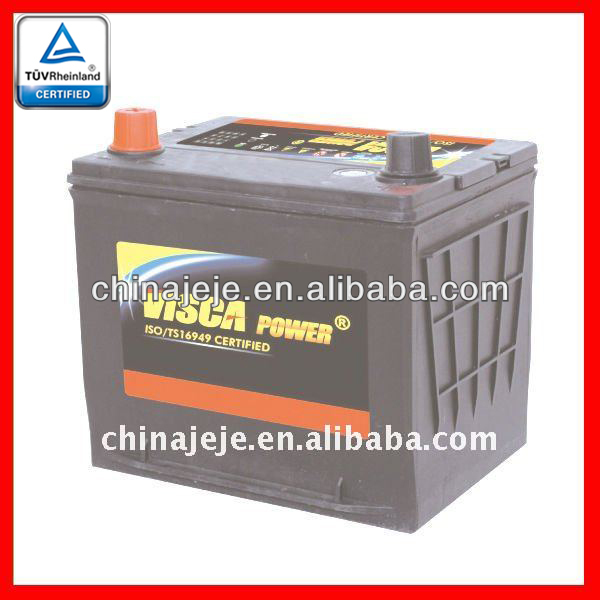 Hot Export High Quality Sealed Maintenance Free Car Batteries- MF86-610