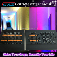 Wholesale Disco DMX Controller MA on PC Command Wing and Fader Wing Professional Dmx Console Stage Equipment