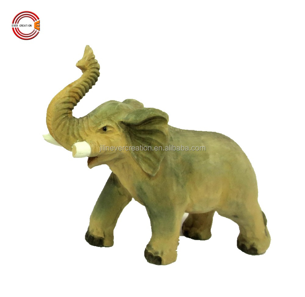best selling wood handicrafts wood elephants for home decoration