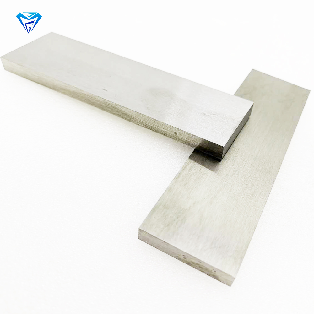 High Quality Raw Material Factory Wear Parts Cobalt 12x12 Thin Tungsten Carbide Plates
