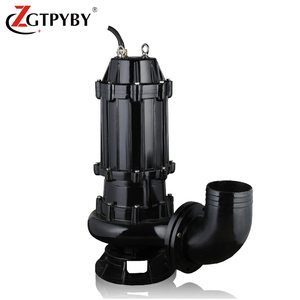 submersible sewage pump 20 hp 6 inch sludge pump mini mud suction pump
