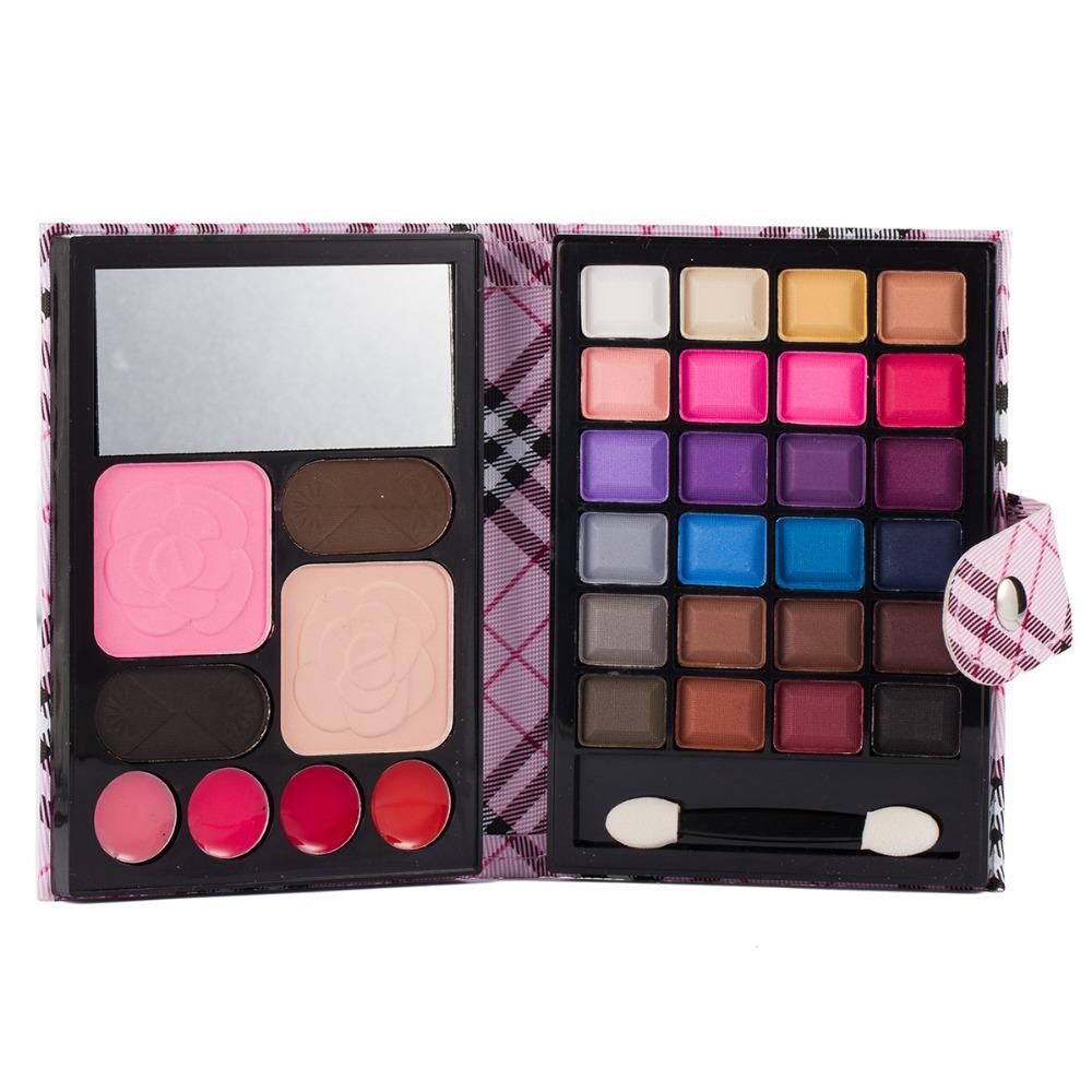 Professional eye makeup palette