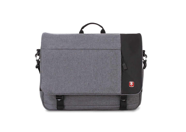93e7e86d7283 Swissgear 17 Laptop Messenger Bag- Fenix Toulouse Handball