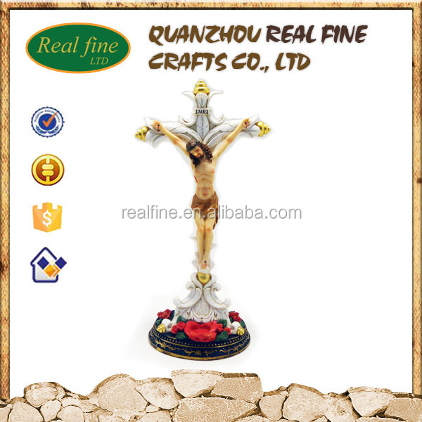Wholesale custom 3d jesus cross