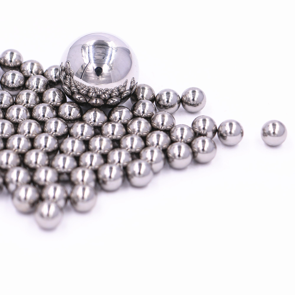 100 Qty 11 mm Diameter Chrome Steel Ball Bearings G10