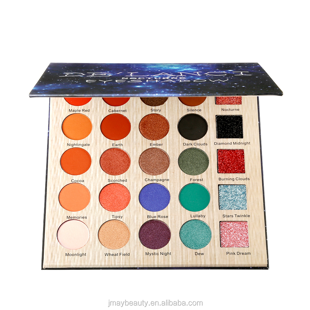 single glitter eyeshadow manufacturers factory price wholesale 18 color eyeshadow palette 25 35 colors face makeup palette price