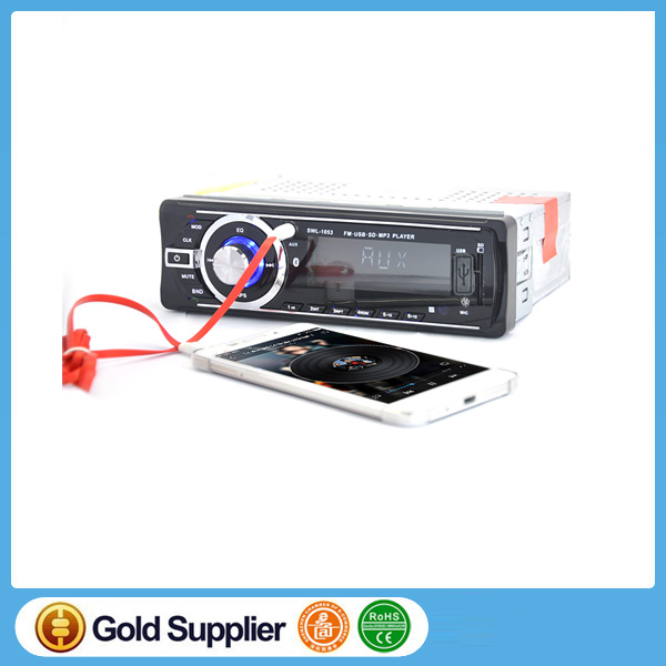 Car audio CD Mp5 Player built in CD/Radio/USB/SD
