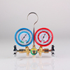 R12 R22 R134a R502 Electronic Refrigerant Manifold Gauges HVAC Pressure Gauge for air conditioning