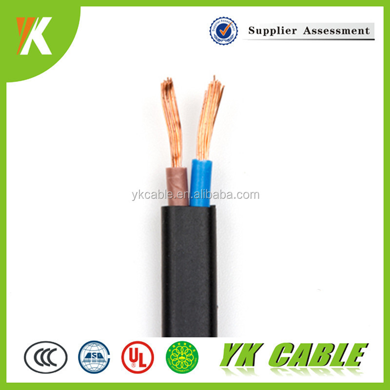 Super power electric cu conductor 25mm 2 core 16mm pvc cable